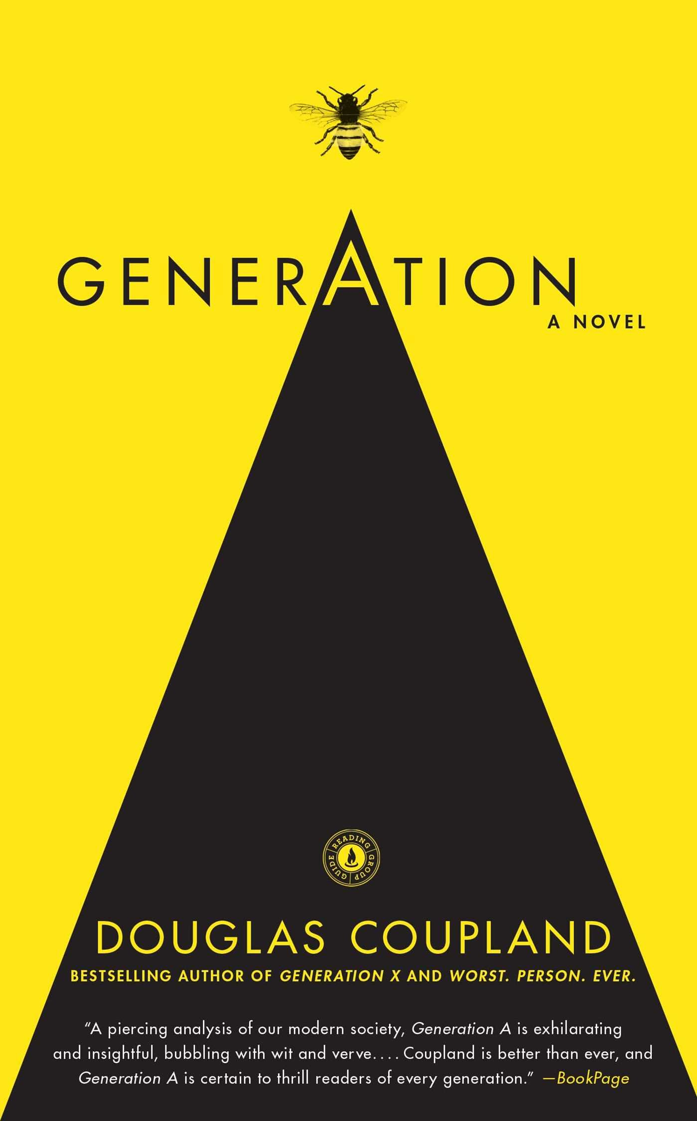 Download Generation A: A Novel PDF ePub ebook