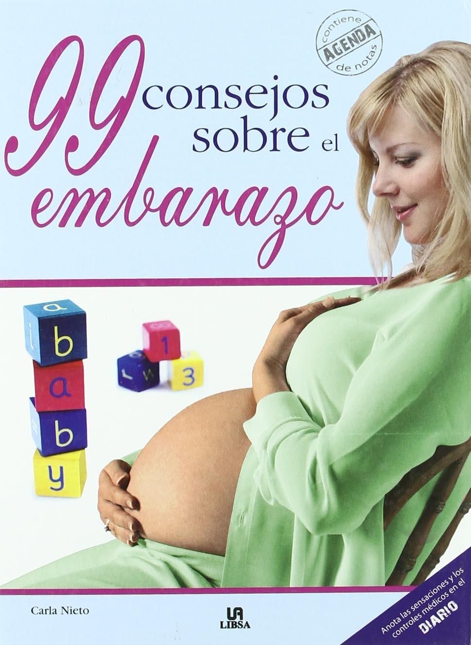 99 consejos sobre el embarazo / 99 Tips about Pregnancy ...
