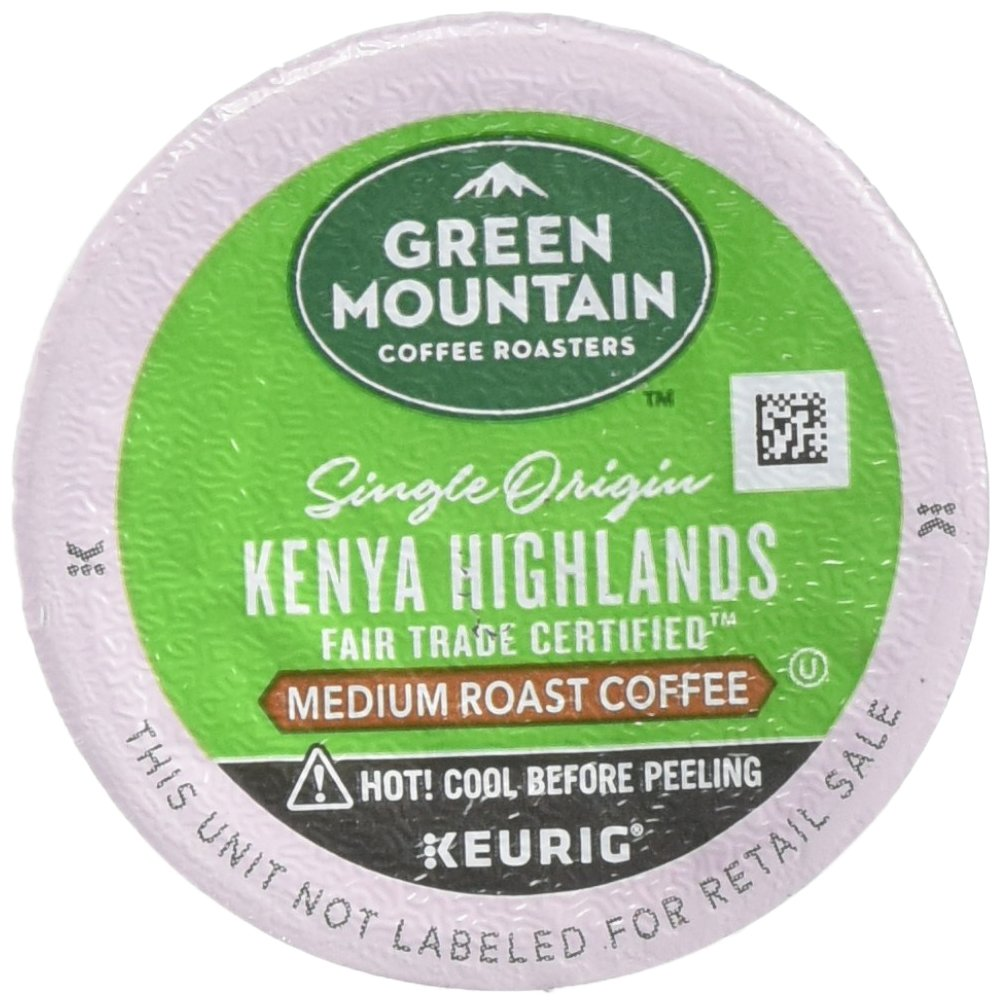 Green Mountain Coffee Keurig Kenya Highlands K Cup, 12 ct
