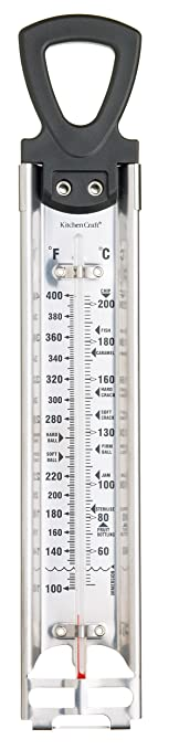 97 opinioni per Kitchen Craft Termometro da cucina deluxe in acciaio INOX