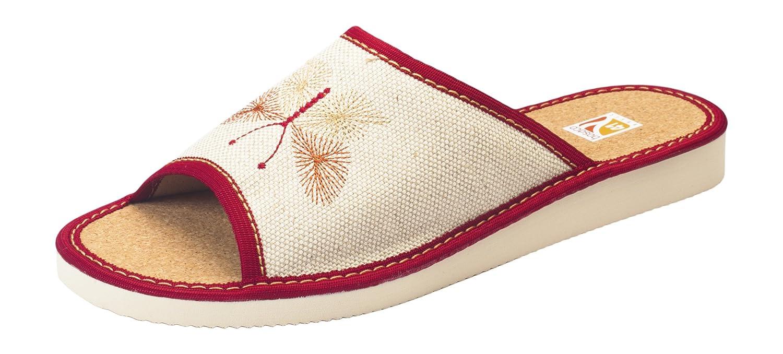 Confort chaussons cuir Lw010e de lin liege femmes orteil pantoufles chaussons fermés ou ouverts pantoufles tailles 36-41 Lw010e ceb56c8 - digitalweb.space