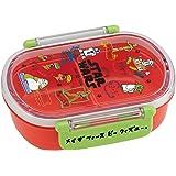 Skater斯凯达儿童用饭盒 360ml 星球大战 KATA 日本制造 QA2BA