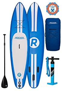 SPORT 11′ x 30″ Wide Inflatable SUP Review