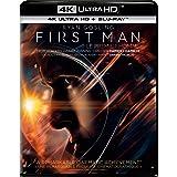 First Man [4K Ultra HD + Blu-ray] (Bilingual)