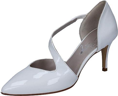 FINYA MILANO Pumps-Shoes Womens White