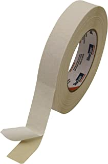 Shurtape GG-200 Double Coated Crepe Paper Tape: 1 in. x 36 yds. (Natural)