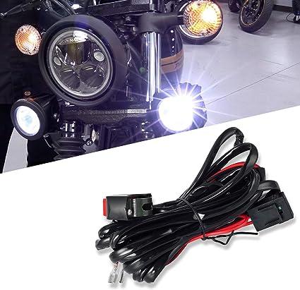 Win Power Universal LED Kit de relé del interruptor del arnés de ...