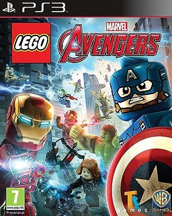 marvel lego playstation 3
