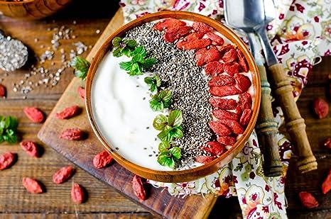Rima Premium Organic Goji Berries, Extra-Large, 1 lb: Amazon ...