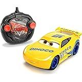 "Disney Cars 203084004S02 ""3 Turbo Racer Cruz Ramirez"" Remote Control Car"
