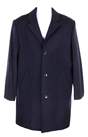 8231cb3d6b4 Image Unavailable. Image not available for. Color  J Crew Mens Ludlow  Topcoat Italian Wool Cashmere ...