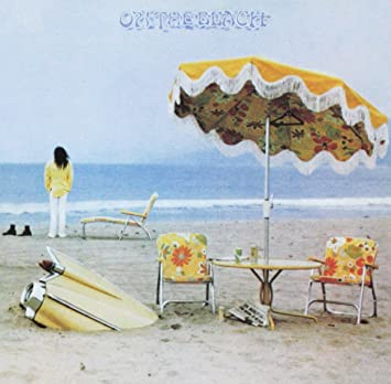 amazon on the beach vinyl replica paper sleeve cd neil young