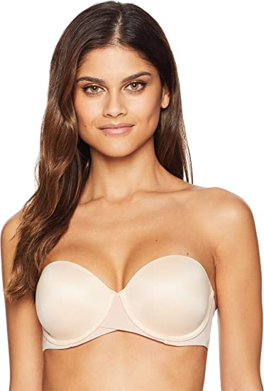 622ad48879536 SPANX Women s Pillow Cup Signature Strapless SF0615 at Amazon Women s  Clothing store
