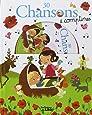 Une souris verte : 30 Chansons et Comptines (avec CD) - Dès 3 ans