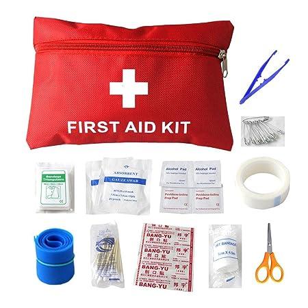 Leegoal Portable First Aid Kit