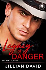 Legacy of Danger (Hell's Valley, Book 3): Paranormal Western Romance Kindle Edition