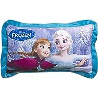 Frozen Elsa ve Anna Baskılı Yastık, 40 x 26 cm