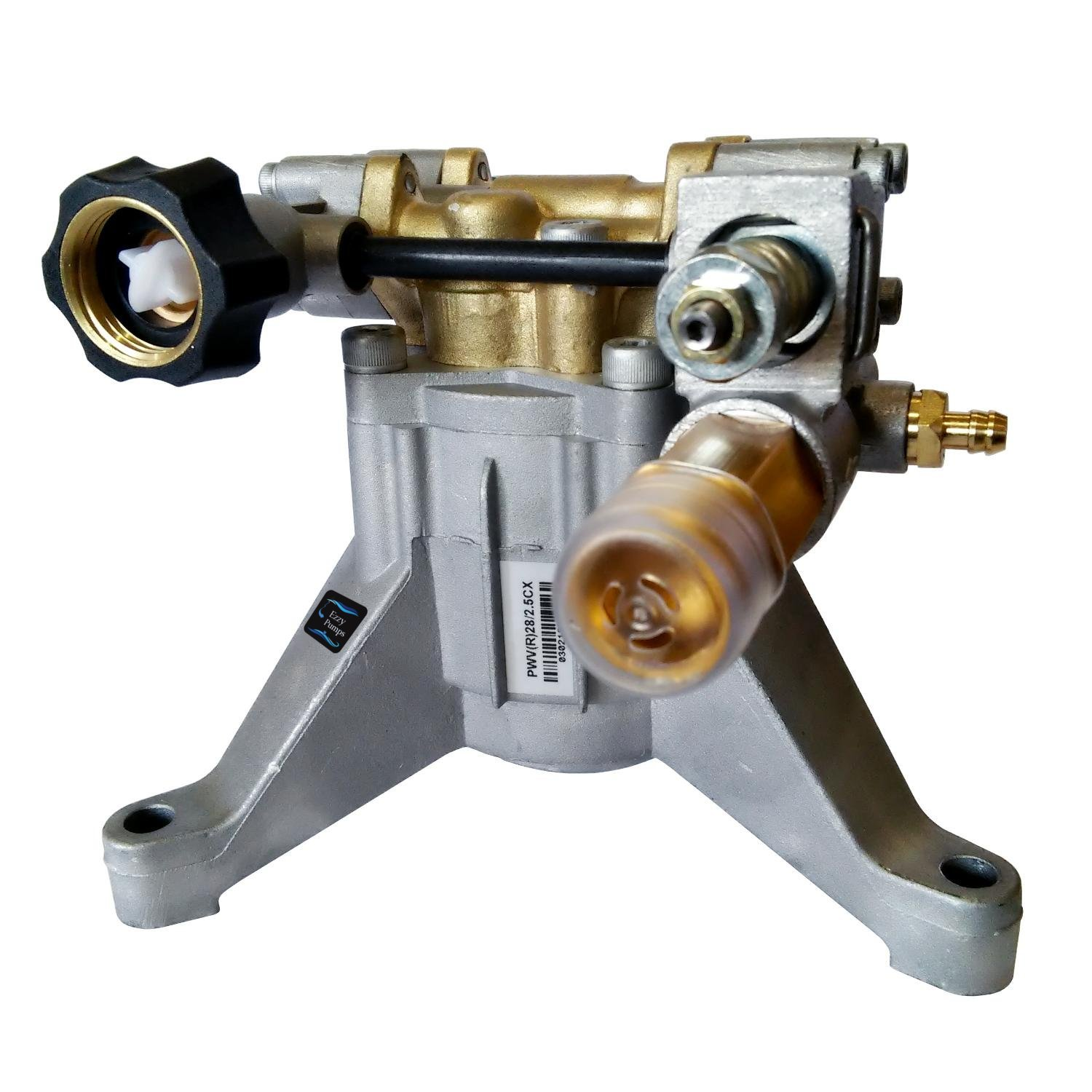3100 PSI Power Pressure Washer Water Pump Upgraded Simpson MSV3024