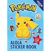 Pokemon, Alola Sticker Book