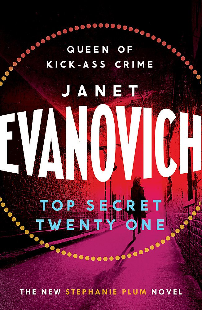 Read Online Top Secret Twenty-One: A witty, wacky and fast-paced mystery PDF