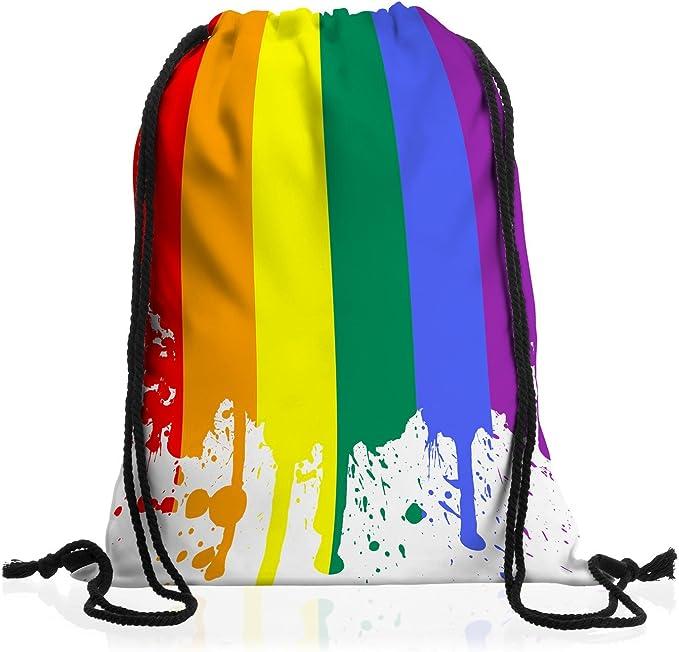 *Regenbogenflagge Rucksack Tasche von style3*