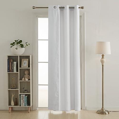 rideaux gris et blanc. Black Bedroom Furniture Sets. Home Design Ideas