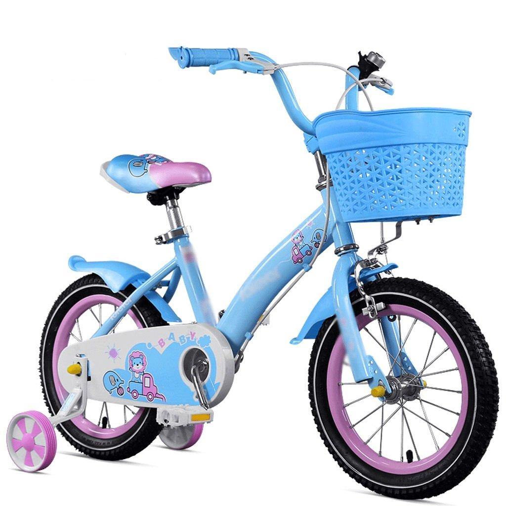 自転車 子供用自転車12/14/16/インチ3-4-8歳の学生ペダル自転車 (サイズ さいず : 16 inch) B07DYHB2P1 16 inch 16 inch