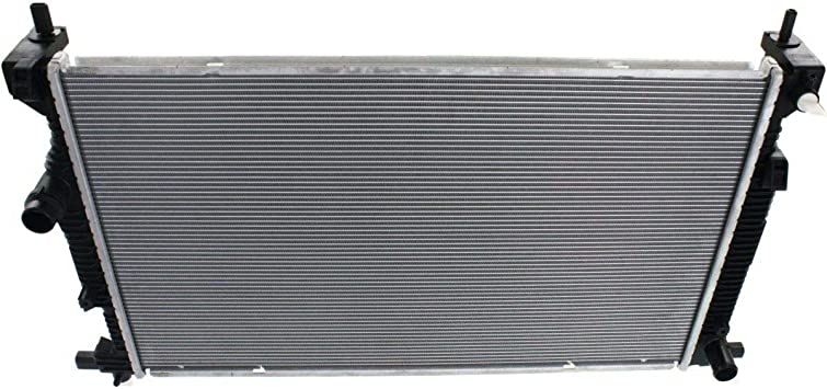 New Radiator Fits 2013-2014 Dodge Dart RAD13323
