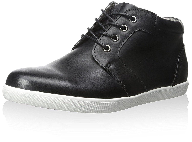 Joe's Men's Chadd Chukka Sneaker Black 11.5 M US [並行輸入品] B075GK5W6Q