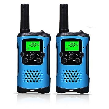 Talkieswalkies Talkieswalkies Pour Enfants Et Radio - Talkie walkie longue portée