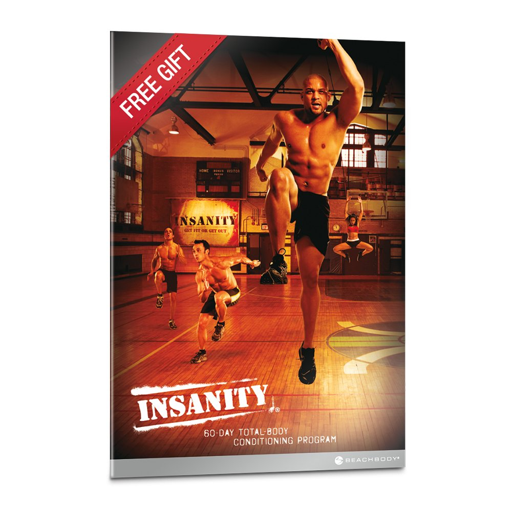 INSANITY Base Kit - DVD Workout by Beachbody (Image #4)