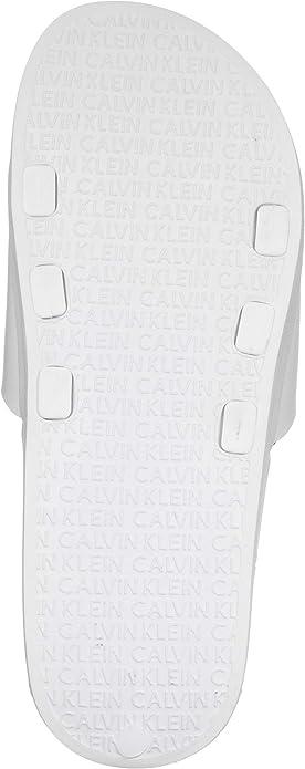 Chanclas Calvin Klein Intense Blanco para Hombre 39/40: Amazon.es: Zapatos y complementos