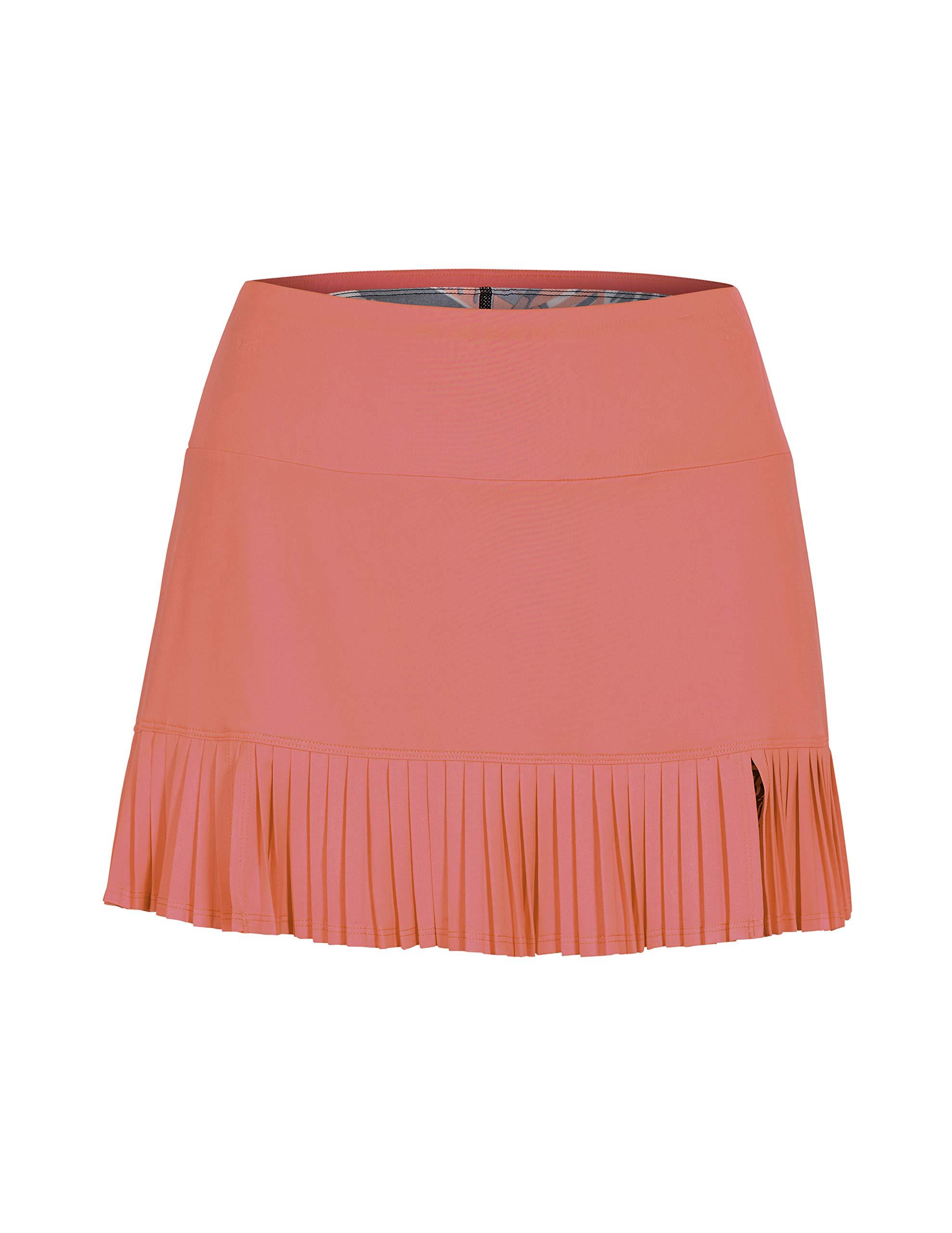 Tail Tropic Sunrise Micro Pleated Skirt (Small)