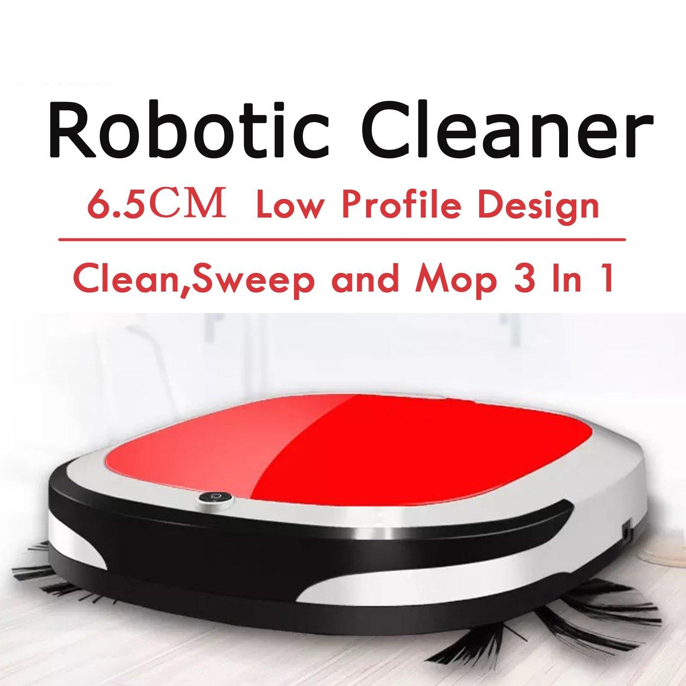 nueva versión Mincheda robot aspirador con tecnología