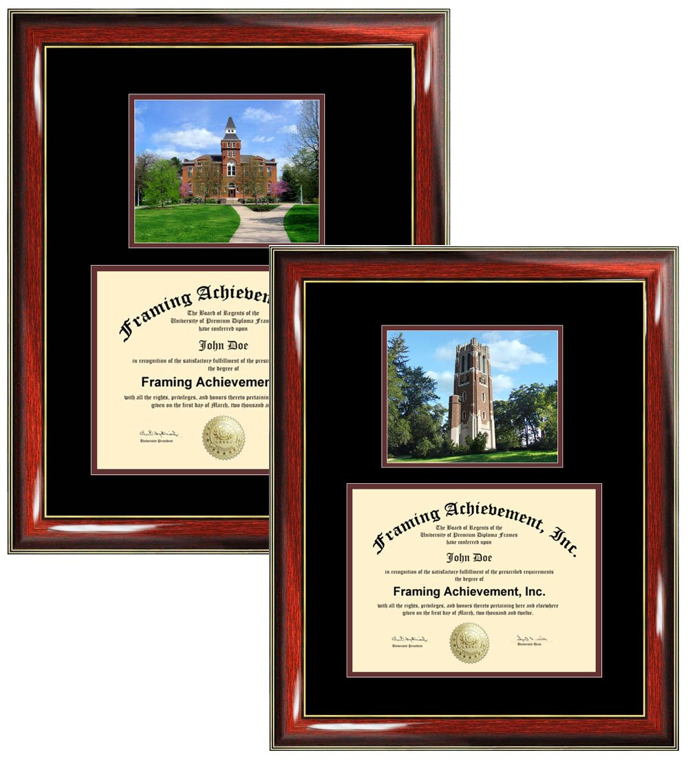 Amazon.com - Michigan State University Diploma Frame Graduation Gift ...
