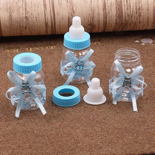 Amazon.com: Pack de 24 mini botellas de regalo para niña ...