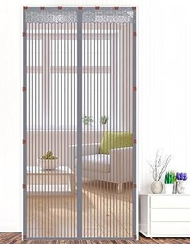 Liveinu Cortina Mosquitera Magnética Para Puerta Ventana Con Clip Adhesivo,Mosquitera Para Puerta Protección Contra Insectos Magnético Mosquitera Puerta ...