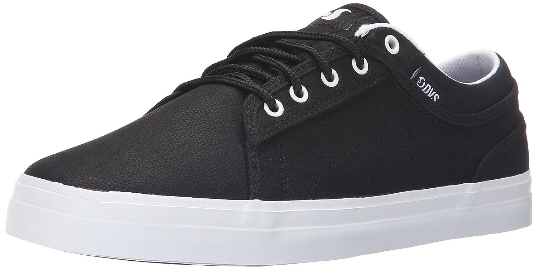 [ディーブイエス] DVS AVERSA B015XJED3M 7.5 D(M) US Black/Black/White Syn Leather