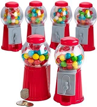 Amazon.com: Dispensador de caramelos clásico de 5.0 in ...