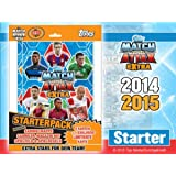 Topps079930 - Match Attax Extra Bundesliga 2014/2015 - Starter Set - Deutsch