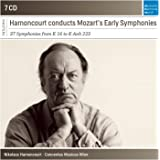 Nikolaus Harnoncourt conducts Mozart's Early Symphonies