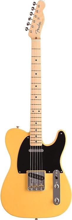 Fender American Vintage 52 Telecaster MN BTB · Guitarra eléctrica: Amazon.es: Instrumentos musicales