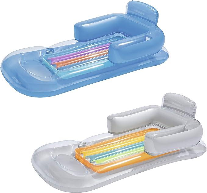 Bestway 43028 - Asiento de piscina, surtido: Amazon.es: Juguetes y ...