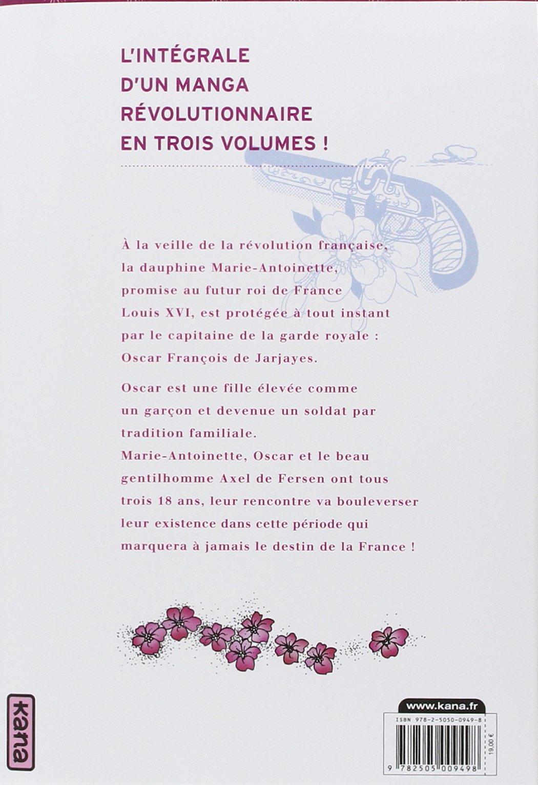 rose de versailles integrale 02