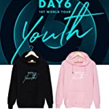 JUNG KOOK Kpop DAY6 1ST World Tour Youth Hoodie