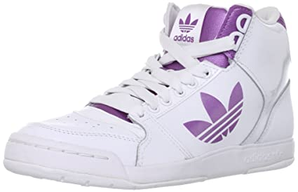 new style ae40b 440de adidas Originals Herren Sneaker WeißRosa