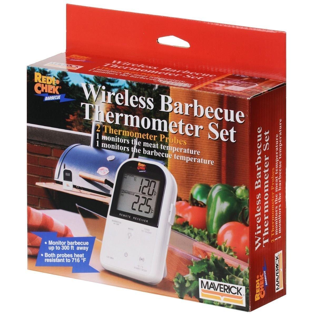 Amazon Maverick Et 732 Remote Bbq Smoker Thermometer Grill