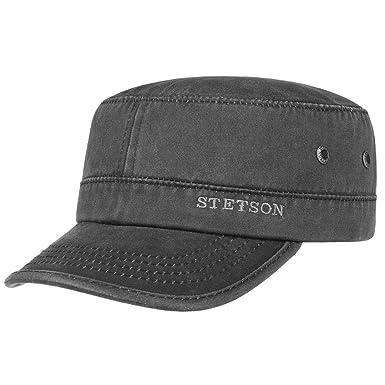 bad8e39389c Stetson Datto men s army cap