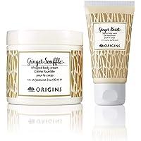 Origins Body Care Sets/kits,ginger Souffle Body Cream & Ginger Burst Savory Body Wash