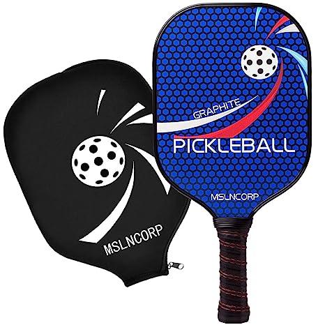 Amazon.com : Pickleball Paddle Pickleball Set Graphite ...